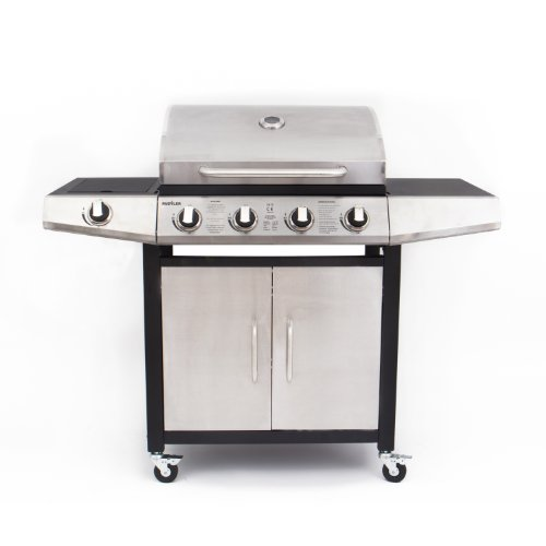 rustler lp 0210a bbq gasgrill rs 800 3 5kw test. Black Bedroom Furniture Sets. Home Design Ideas