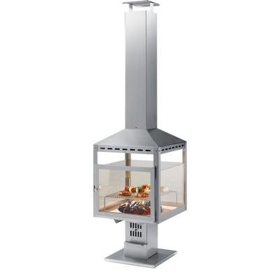heibi grillkamin holzkohle grill kamin fuoco 51214 072 test. Black Bedroom Furniture Sets. Home Design Ideas