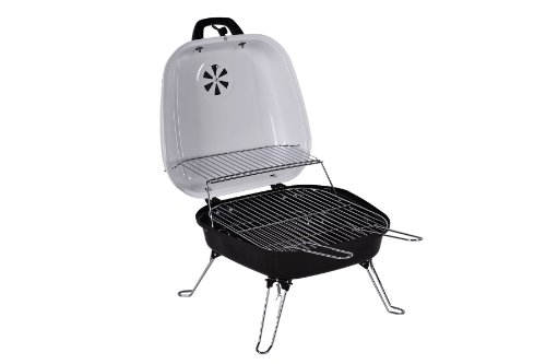 nexos trading holzkohlebbq mini picknickgrill test. Black Bedroom Furniture Sets. Home Design Ideas