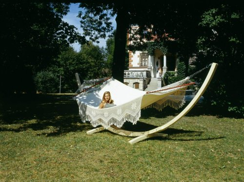 amazonas h ngematte bis 160kg 250x160cm test. Black Bedroom Furniture Sets. Home Design Ideas