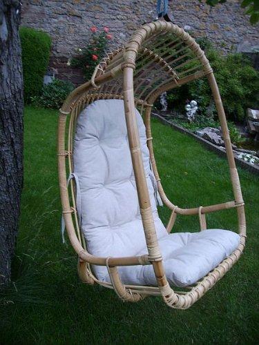 rattan h ngesessel test. Black Bedroom Furniture Sets. Home Design Ideas
