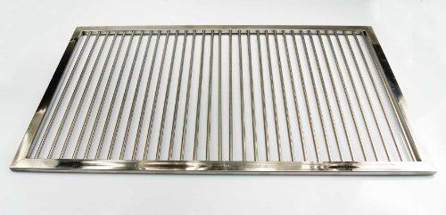 grillrost aus edelstahl 221 240 cm aktiona test. Black Bedroom Furniture Sets. Home Design Ideas
