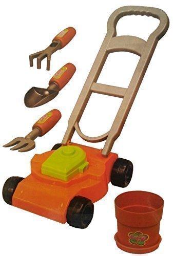 Spielzeug set kinderrasenmäher von kandy toys tlg test
