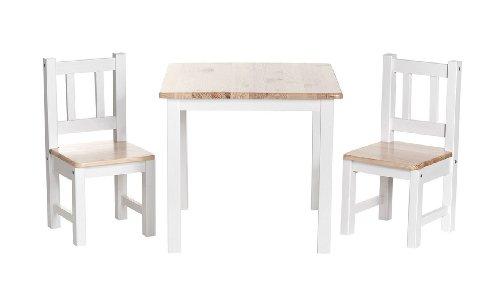 Impag Kindersitzgruppe 1 Tisch 2 Stühle Pia Test