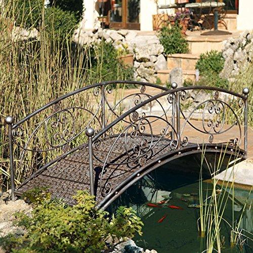 p tschke ambiente gartenbr cke ponte di venezia gro test. Black Bedroom Furniture Sets. Home Design Ideas