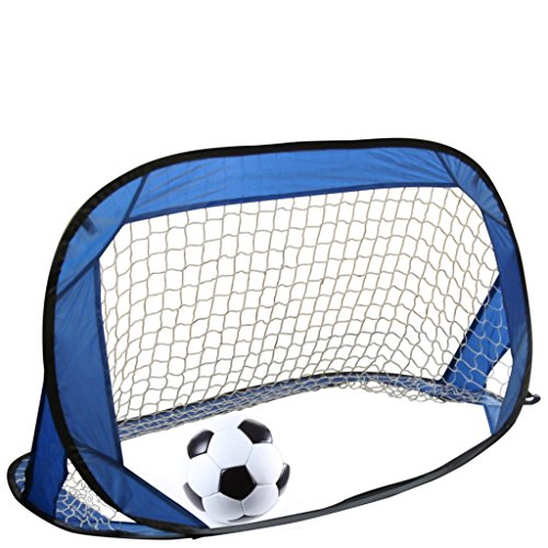 pop up fu balltor f r kinder mini tor soccer goal test. Black Bedroom Furniture Sets. Home Design Ideas