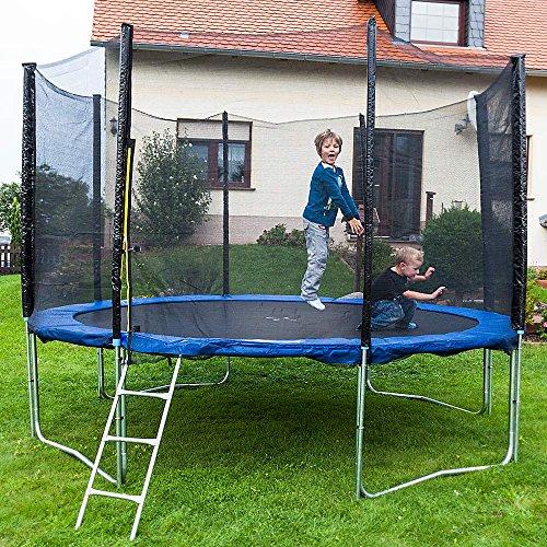 gartentrampolin trampolin von ms point test. Black Bedroom Furniture Sets. Home Design Ideas
