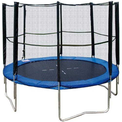 terena trampolin 305cm mit netz sicherheitsnetz room44 test. Black Bedroom Furniture Sets. Home Design Ideas