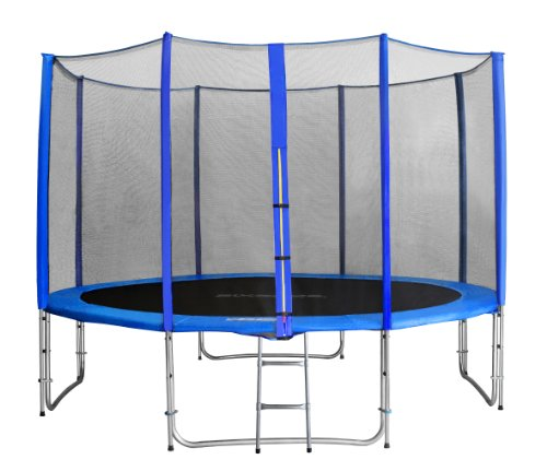 sixbros sixjump 4 00 m garten trampolin test. Black Bedroom Furniture Sets. Home Design Ideas