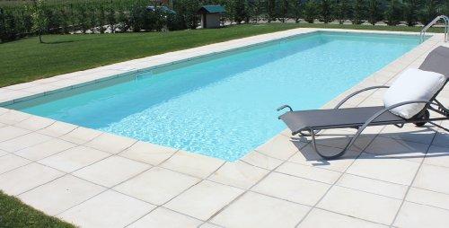 eingelassener pool classica pool kit 5x10 h1 50 test. Black Bedroom Furniture Sets. Home Design Ideas