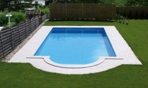 Gartenpool kopool basic 1 eingelassener pool test for Gartenpool angebote