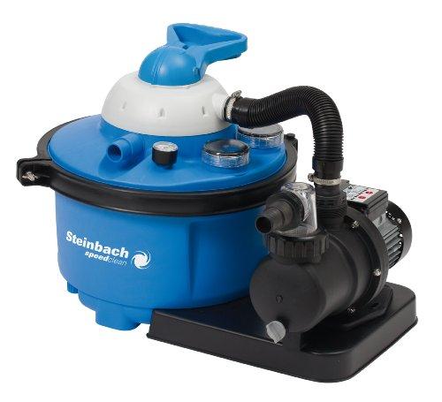 Steinbach speed clean comfort 50 pool filter test - Pool filter reinigen ...
