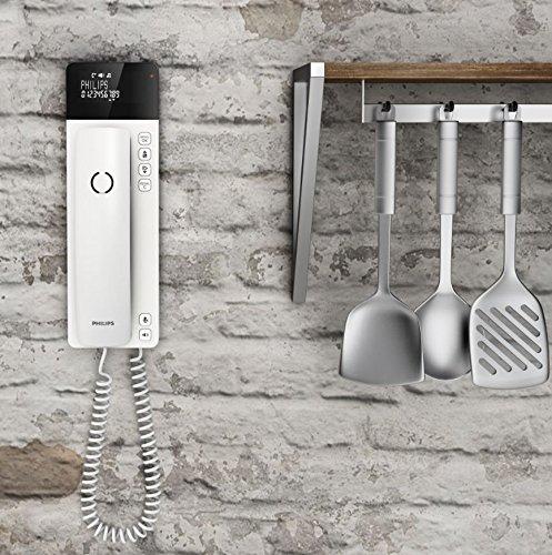 philips m110w 38 scala schnurgebundenes designtelefon test. Black Bedroom Furniture Sets. Home Design Ideas