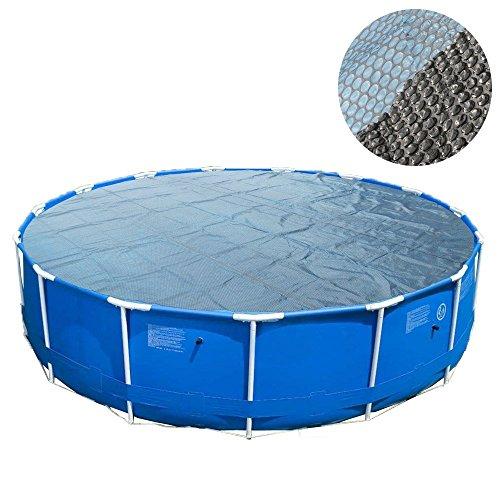 premium pool 549 cm solarfolie solarplane test. Black Bedroom Furniture Sets. Home Design Ideas