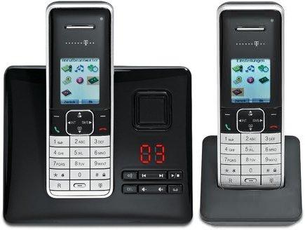 Telekom Sinus A503i / A 503i DUO Set ISDN Telefon Test