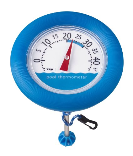 Tfa dostmann poolwatch poolthermometer test for Garten pool testbericht