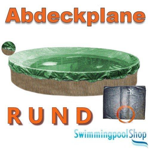 Abdeckplane pool 3 60 m poolabdeckung test for Pool rund 3 60
