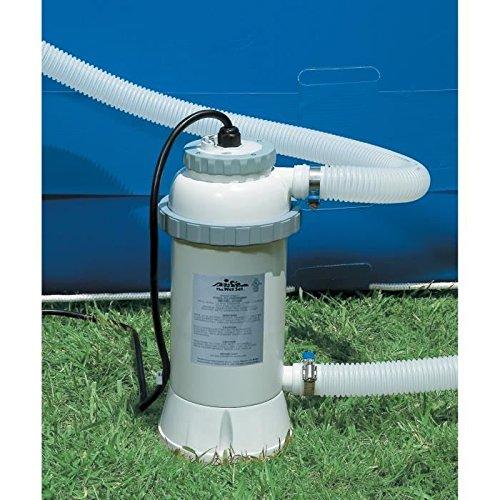 Intex poolheizung pool heater 25x25x45 cm 2 6 kg test for Garten pool testbericht