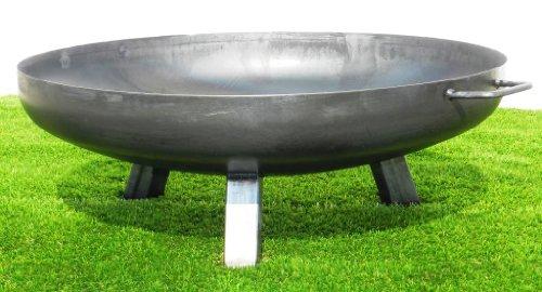 feuerschale aus stahl 790 mm test. Black Bedroom Furniture Sets. Home Design Ideas