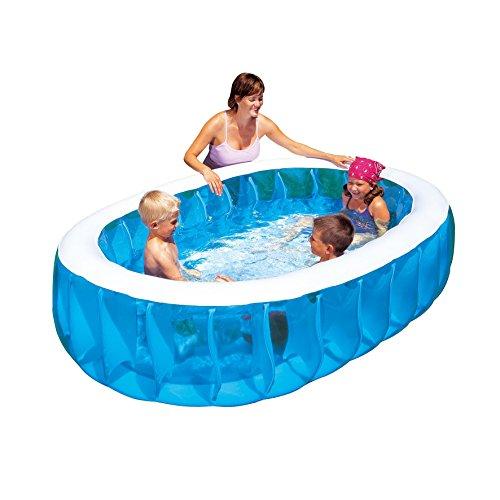 Bestway whirlpool 4 pers mit abdeckung 206 x 71 cm test for Garten pool testbericht