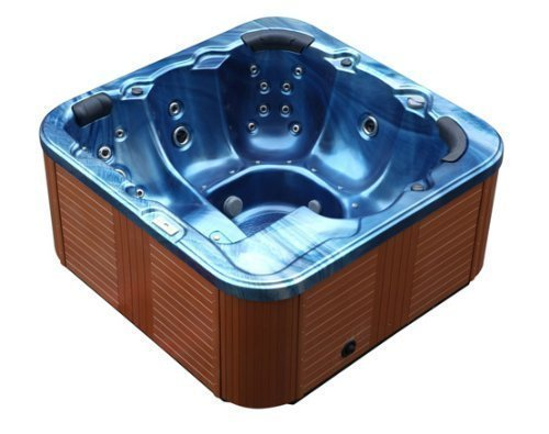 outdoor whirlpool hot tub troja spa test. Black Bedroom Furniture Sets. Home Design Ideas