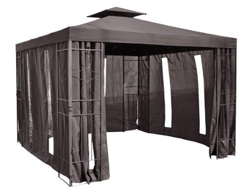 gartenpavillon pavillion von trendstore mg test. Black Bedroom Furniture Sets. Home Design Ideas