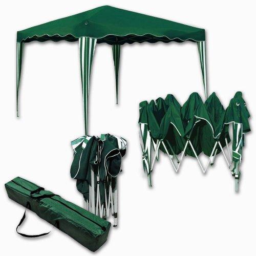 falt pavillon easy up 3x4m gartenpavillon jawoll test. Black Bedroom Furniture Sets. Home Design Ideas