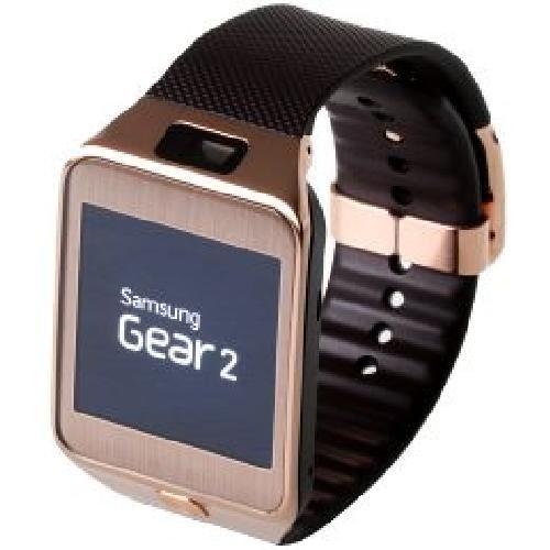 Samsung Smartwatch Galaxy Gear 2 Test