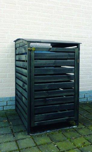 m lltonnenbox holz vario iii f r 1 tonne promex test. Black Bedroom Furniture Sets. Home Design Ideas