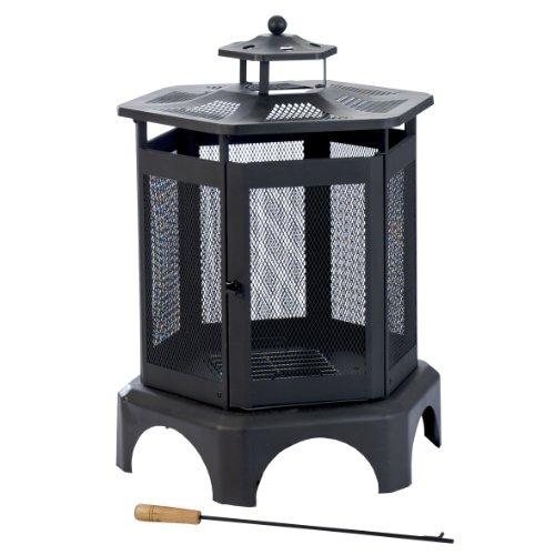 kamino trend 481551 feuerstelle thalia test. Black Bedroom Furniture Sets. Home Design Ideas