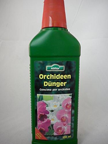 allflor orchideen d nger 500ml fl ssigd nger test. Black Bedroom Furniture Sets. Home Design Ideas
