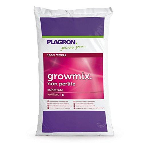plagron grow mix enth lt perlite 50 l blumenerde test. Black Bedroom Furniture Sets. Home Design Ideas