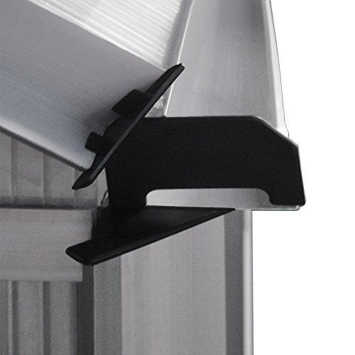gew chshaus 4 75 m2 250 x 190 cm treibhaus deuba test. Black Bedroom Furniture Sets. Home Design Ideas