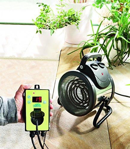 vitavia gew chshausheizung palma 2 kw digital elektro test. Black Bedroom Furniture Sets. Home Design Ideas