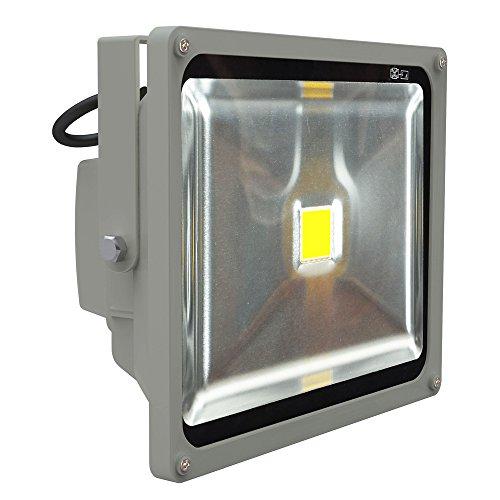 50w led flutbeleuchtung 230v 4500 5000 lumen vidaxl test. Black Bedroom Furniture Sets. Home Design Ideas