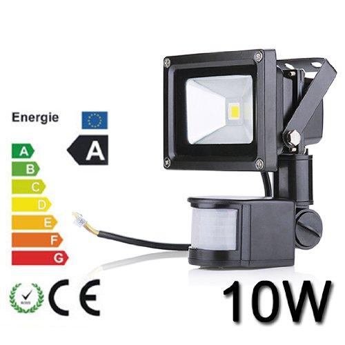 10w led smd flutbeleuchtung spot von himanje test. Black Bedroom Furniture Sets. Home Design Ideas