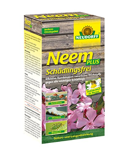 neudorff neem plus universal insektenschutz 200 ml test. Black Bedroom Furniture Sets. Home Design Ideas