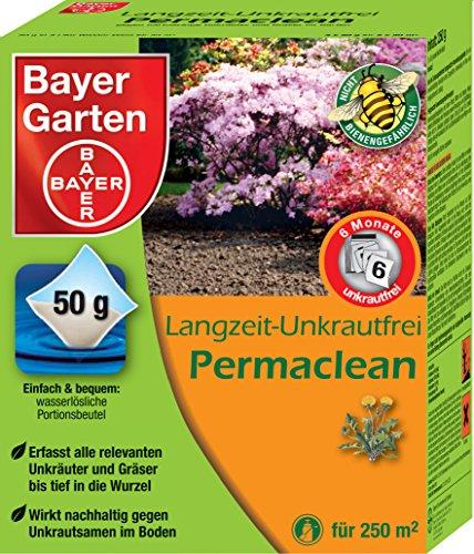 Unkrautvernichter Bayer