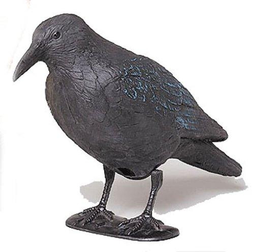 star 140519 rabe schwarz 38 cm vogel abwehr test. Black Bedroom Furniture Sets. Home Design Ideas
