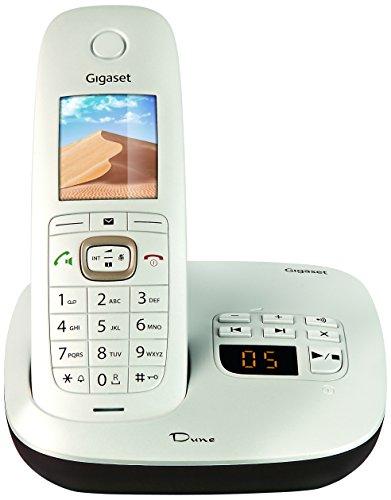 gigaset cl540a kabelloses festnetztelefon dect gap test. Black Bedroom Furniture Sets. Home Design Ideas