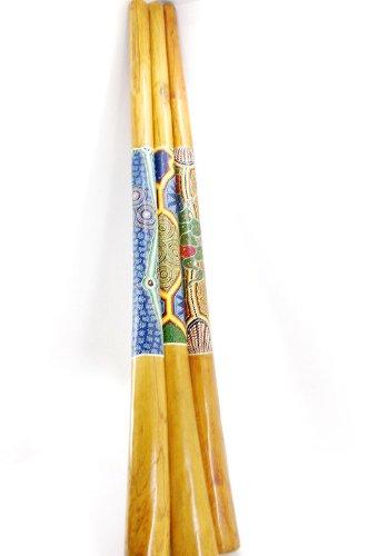 Gartenmobel Outlet Polyrattan : Ciffre Teak Holz Didgeridoo Didge Bild 1