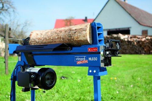 scheppach holzspalter brennholzspalter t650 test. Black Bedroom Furniture Sets. Home Design Ideas