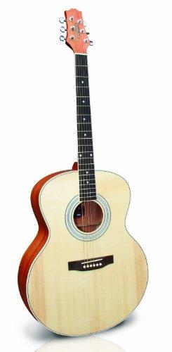 Ashton J39S Jumbo Akustik Gitarre Test