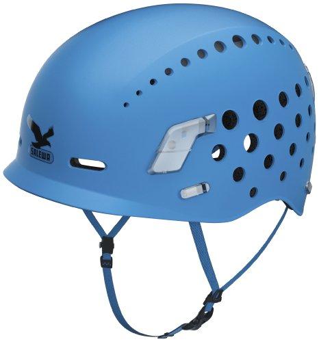 SALEWA Kletterhelm Duro Helmet Polar Blau LXL Test ~ Staubsauger Zopf