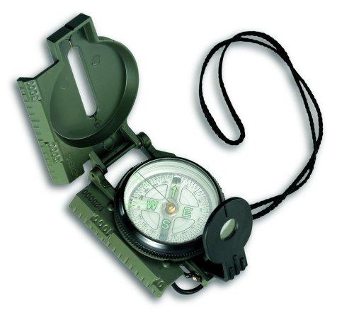 Marschkompass Test
