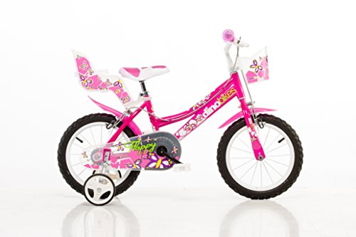 14 zoll 146r dino bikes m dchenfahrrad kinderfahrrad test. Black Bedroom Furniture Sets. Home Design Ideas