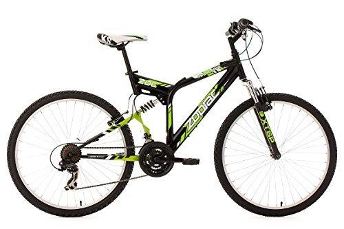 ks cycling mountainbike fully zodiac 26zoll test. Black Bedroom Furniture Sets. Home Design Ideas