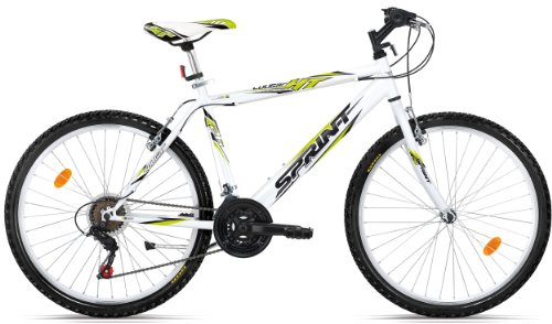 sprint mountainbike 26 zoll mtb shimano 18 gang test. Black Bedroom Furniture Sets. Home Design Ideas