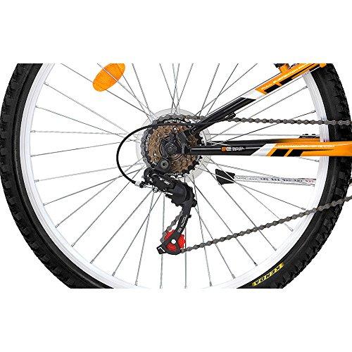 sprint mountainbike 26 zoll pa 26x 18 gang test. Black Bedroom Furniture Sets. Home Design Ideas