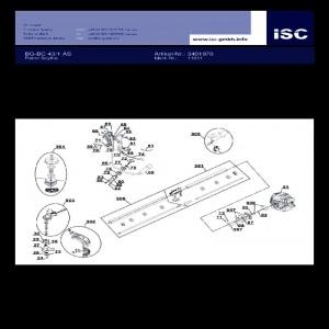 Bedienungsanleitung Einhell BG-BC 43 AS Benzin-Sense